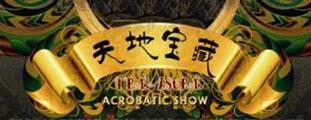中国杂技团六十华诞献礼视幻巨作《天地宝藏》