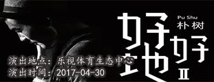 朴树《好好地II》2017中国巡回演唱会—北京站
