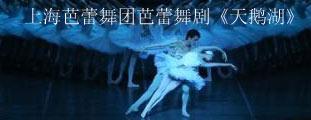 上海芭蕾舞团芭蕾舞剧《天鹅湖》