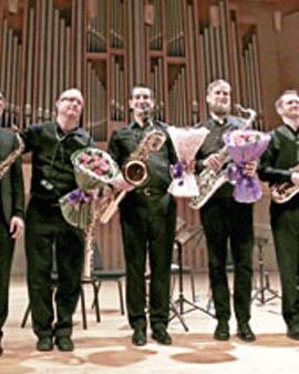 全球之声萨克斯四重奏音乐会门票 全球之声萨克斯四重奏音乐会 全球