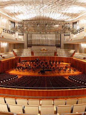 吉顿·克莱默与波罗的海弦乐团音乐会