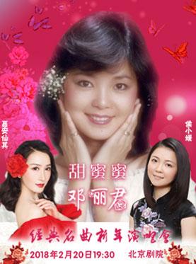 华艺星空•甜蜜蜜——邓丽君经典名曲新年演唱会