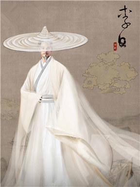 中国歌剧舞剧院舞剧《李白》