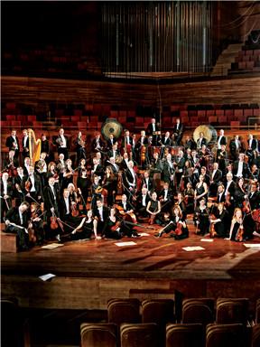 法比奥·路易斯与丹麦国家广播交响乐团音乐会