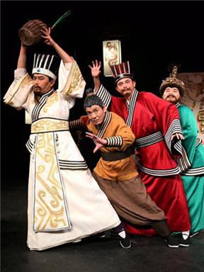 中国儿童艺术剧院《成语魔方四》