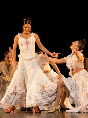 西班牙格拉纳达弗拉明戈舞蹈团舞剧《卡门》