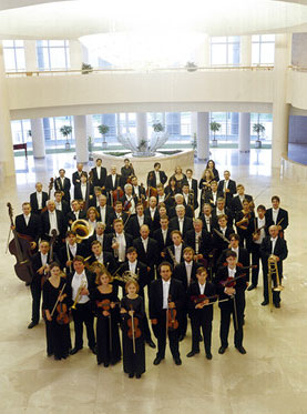 普莱特涅夫与俄罗斯国家交响乐团音乐会