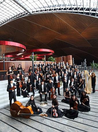 国家大剧院管弦乐团音乐会:张国勇与施瓦布演绎海顿 柴科夫斯基与肖斯塔科维奇