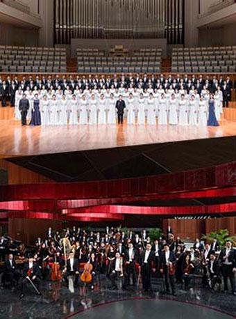 国家大剧院管弦乐团与合唱团音乐会:布洛赫演绎德彪西 陈其钢与贝多芬