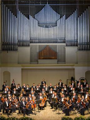 """""""俄罗斯的经典诗篇""""克里斯蒂安·雅尔维与俄罗斯国家模范交响乐团音乐会"""
