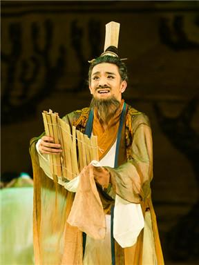 泱泱国风·舞动经典:中国歌剧舞剧院舞剧《孔子》