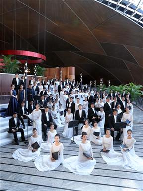 """国家大剧院合唱团:""""阳光路上""""经典合唱作品音乐会"""