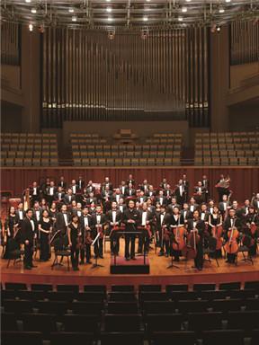 许忠与北京交响乐团音乐会