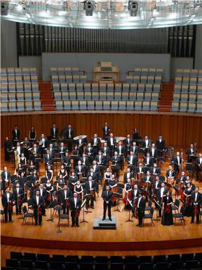 中国交响乐团2019新年音乐会