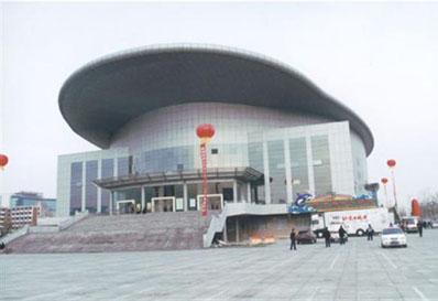 北京首钢篮球中心